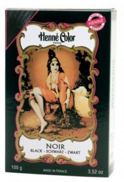Black Henne Natural Henna Hair Dye | World's End Natural Products